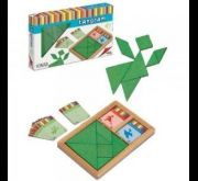 GAME FOR KIDS PRIMER TANGRAM