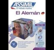 ALEMAN SUPERPACK (LIBRO+MP3+4CD)
