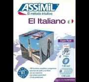 ITALIANO SUPERPACK (LIBRO + 1 CD MP3 + 4 CD-AUDIO) NIVEL B2