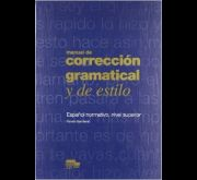MANUAL DE CORRECCION GRAMATICAL Y DE ESTILO